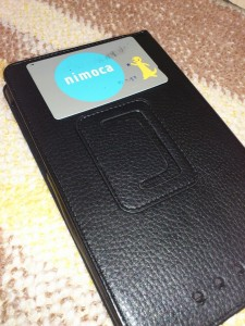 Nexus7の裏側
